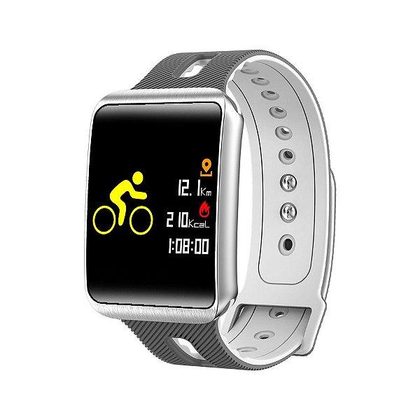 Relógio Smartwatch OLED Pró - Android ou iOS