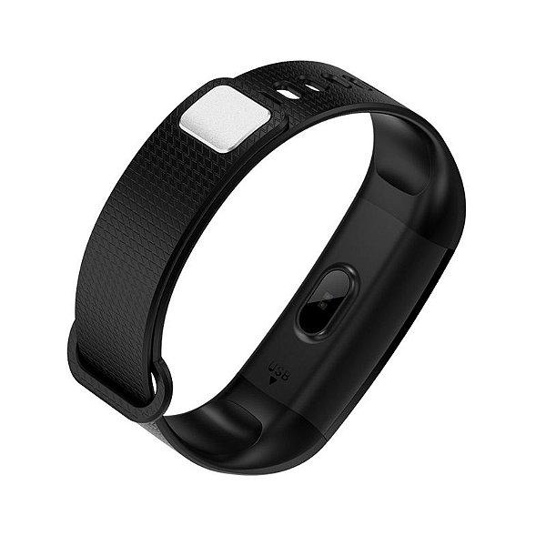 76ead05ff4f5c Pulseira para Relógio Smartwatch Pulseira Inteligente F4s Color ...