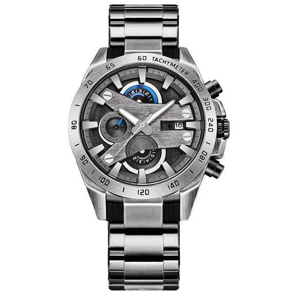 Relógio Masculino Temeite Super Inox