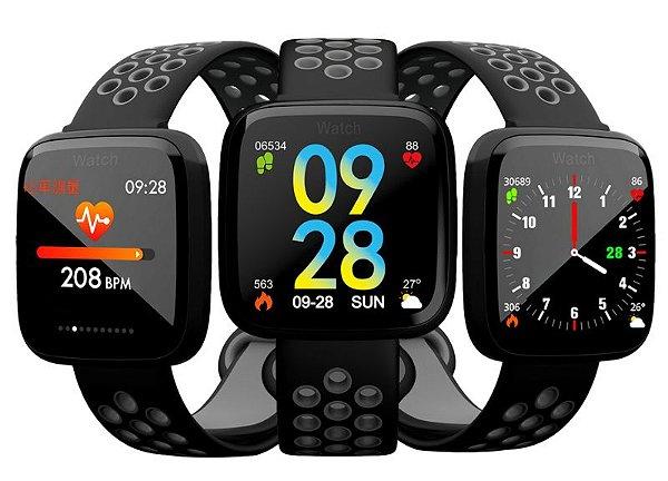 Relógio Smartwatch CF 007 Fitness Tracker