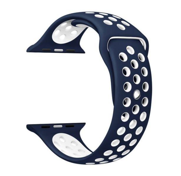 Pulseira em Silicone para Apple Watch e OLED Pró Série 2 e Série 3
