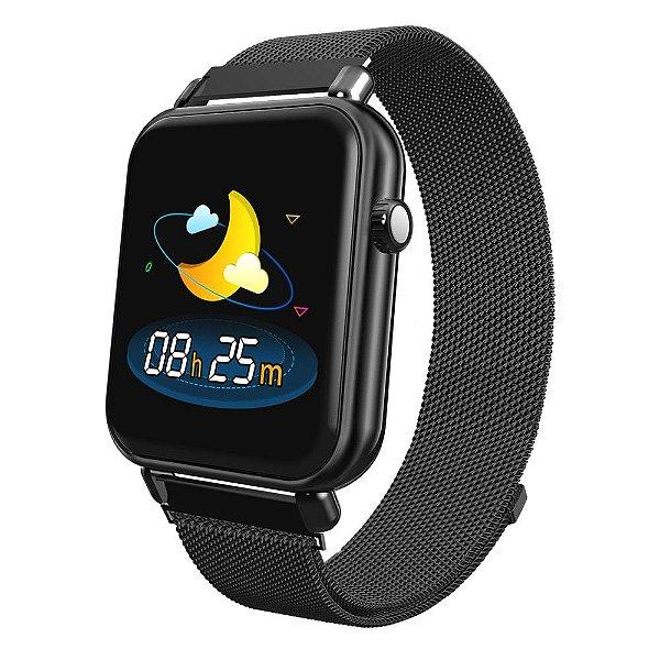 72e08602af7 Relógio Eletrônico Smartwatch CF Style- Android e iOS - Dali Relógios