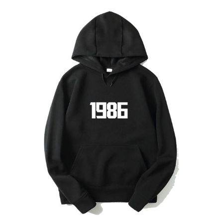 Blusa Moletom 1986