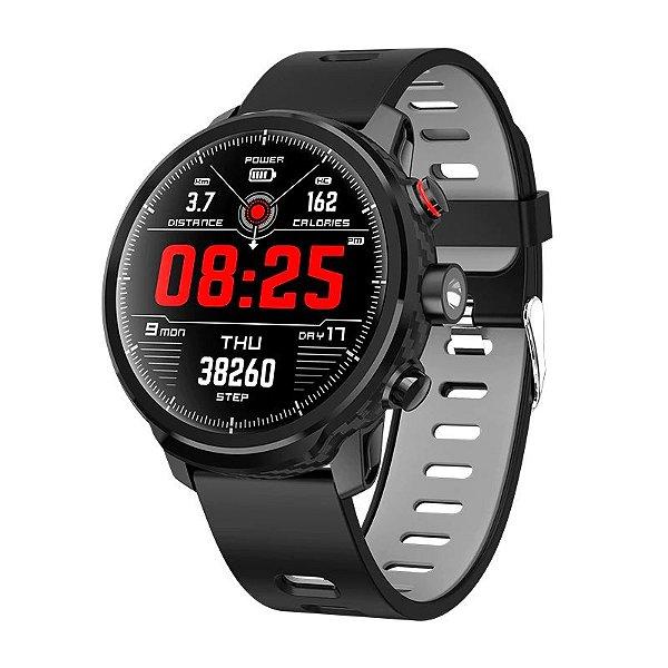 Relógio Eletrônico Smartwatch Magnus Stratos L5 - IP68