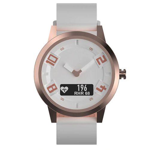 Relógio Eletrônico Smartwatch Lenovo Watch X - Pulseira de silicone