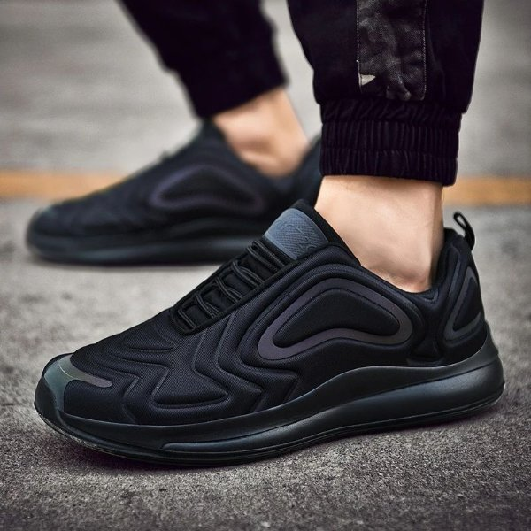 Tênis Sneaker Lac-up Air Max 720