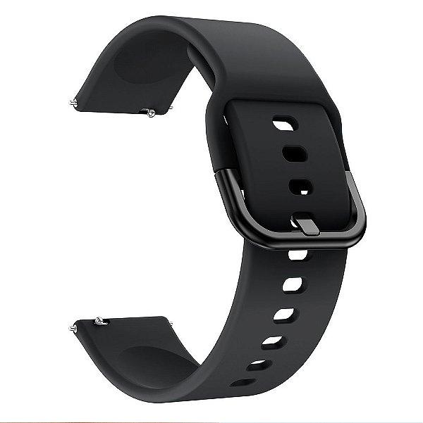 Pulseira para Samsung Galaxy Watch  em Silicone 22 mm