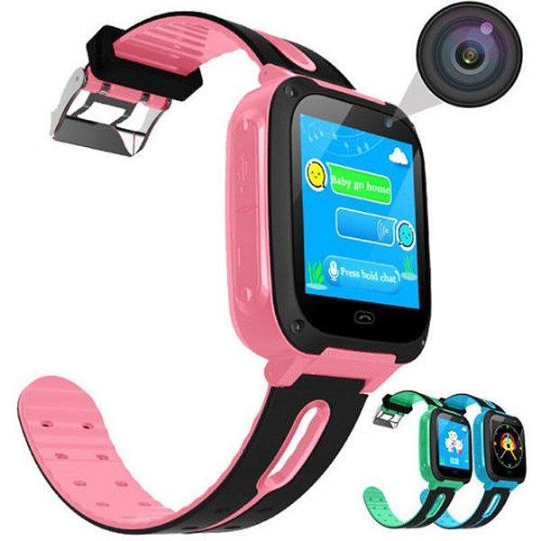 Relógio Smartwhatch Infantil Q9