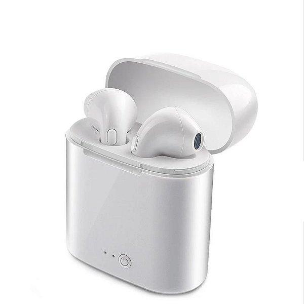 Fone de Ouvido Sem Fio - Compre 1 e Receba 2 (2 pares)