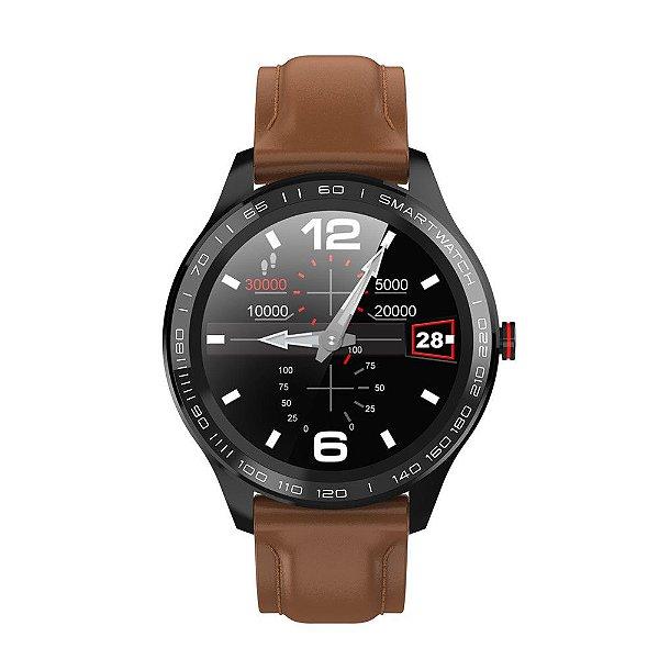 Relógio Eletrônico Smartwatch Magnus L9 - Androd e iOS