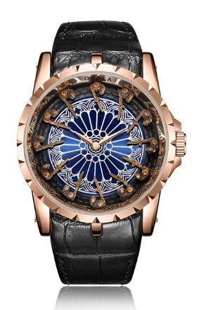 Relógio Masculino Onala Medieval