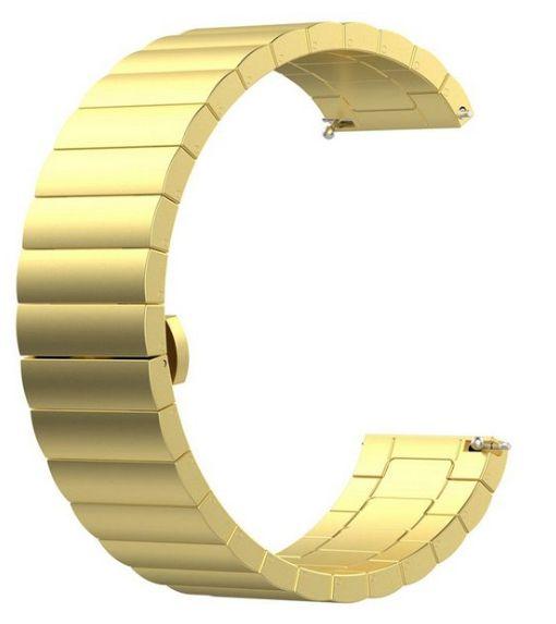 Pulseira em Aço inox Para Smartwatch L3 ou L5
