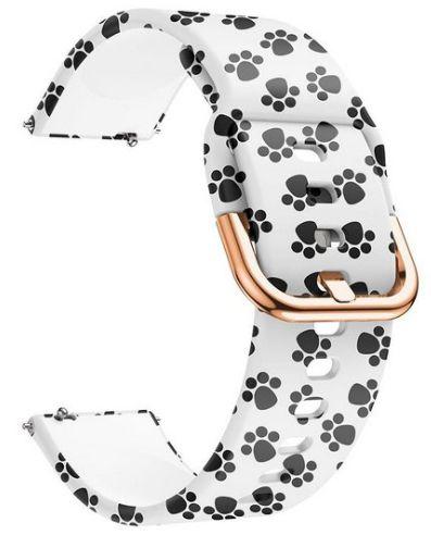 Pulseira em Silicone Para Smartwatch L3 ou L5