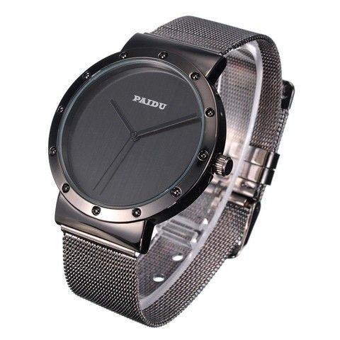 5430618ba9f Relógio Paidu Inox - Dali Relógios