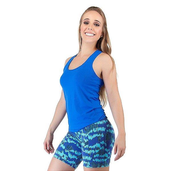 Regata Dry Fit - Azul Royal
