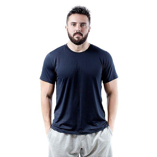 Camiseta Masculina Dry Fit - Preto