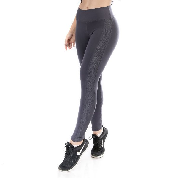 Legging Speed - Cinza