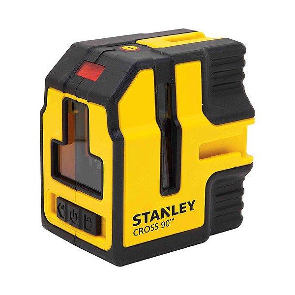 Nível a Laser Stanley Cross 90 - STHT77341