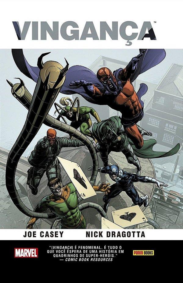 Vingança - Marvel