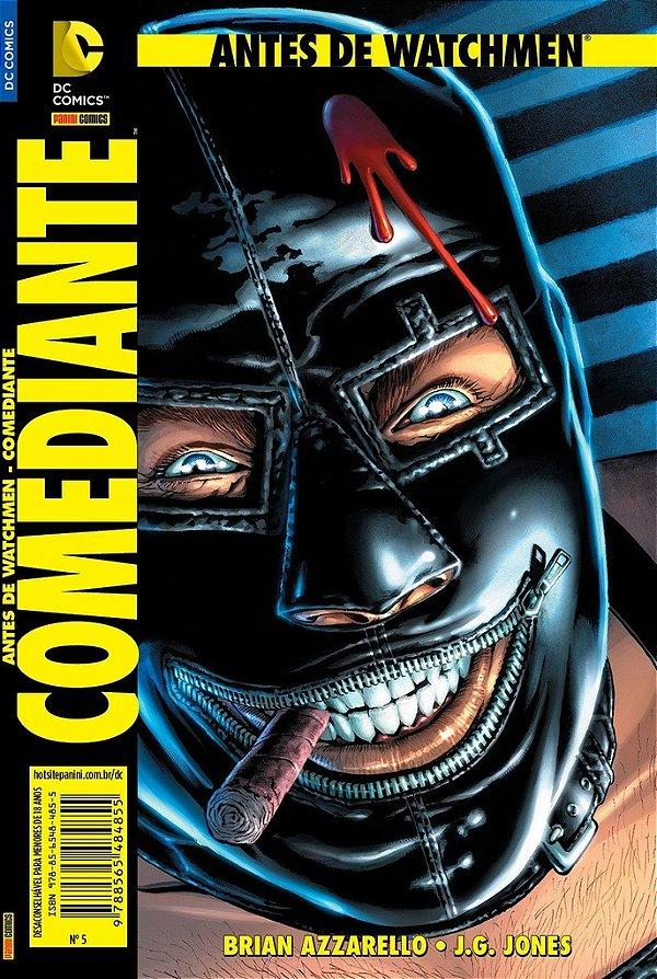 Antes de Watchmen - Comediante