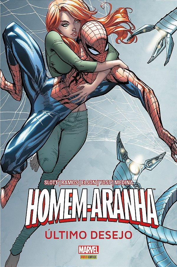 Homem - Aranha - Último Desejo
