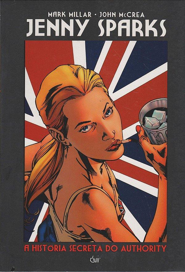 Jenny Sparks - A História Secreta do Authority