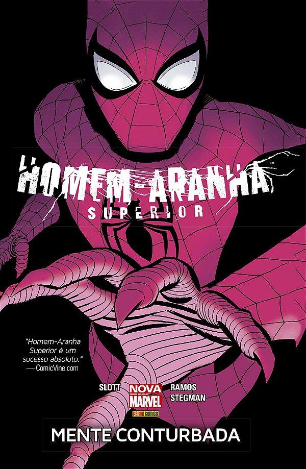 Homem - Aranha Superior - Mente Conturbada