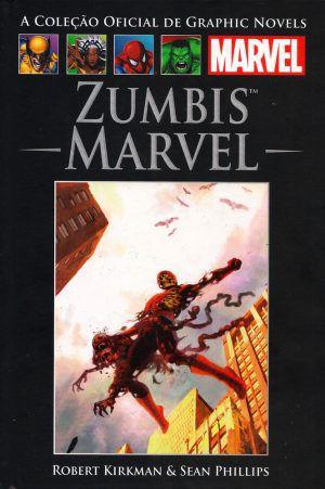 Zumbis Marvel - Graphic Novels Salvat