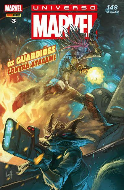 Universo Marvel 3 - Os Guardiões contra-atacam!