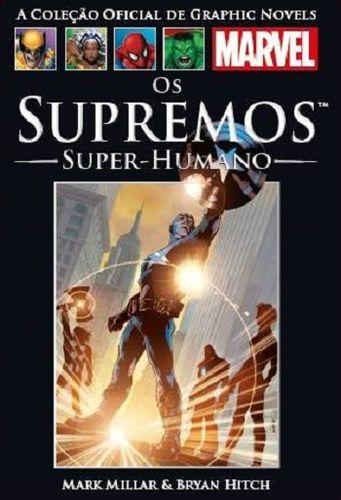 Os Supremos Super-Humanos - Salvat Graphic Novels - Nº5