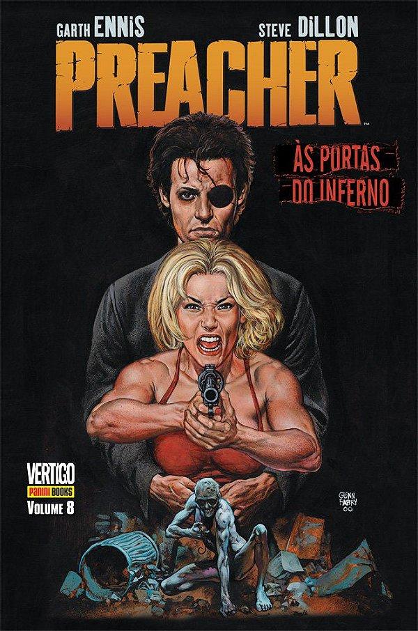 Preacher - Às Portas do Inferno - Volume 8