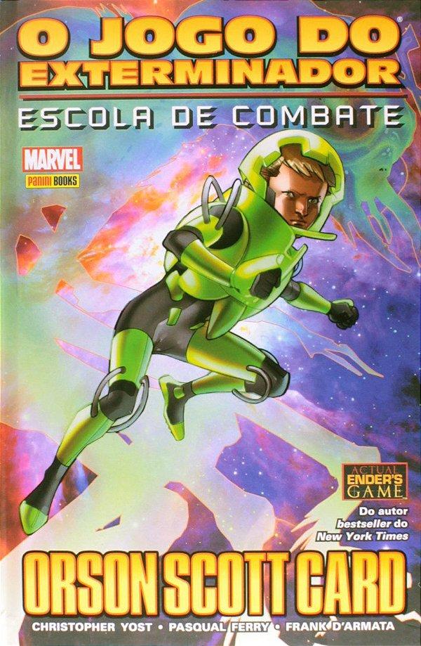O Jogo do Exterminador - Escola de Combate