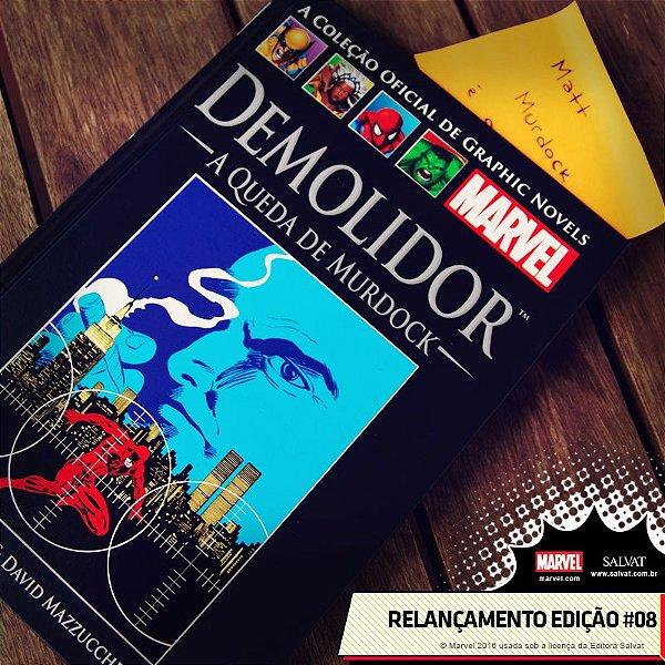 Demolidor - A Queda de Murdock - Salvat Marvel 10