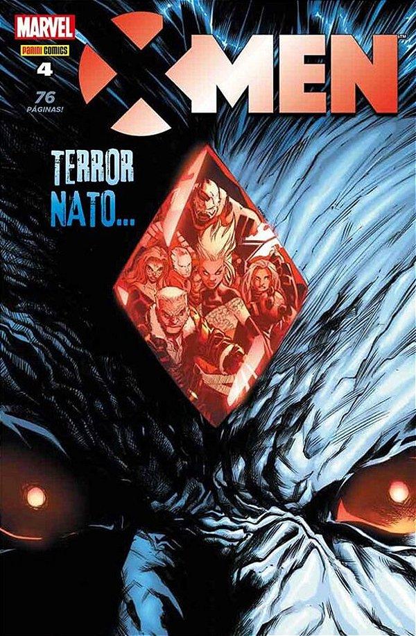 X-Men - Edição 4 - Terror Nato...