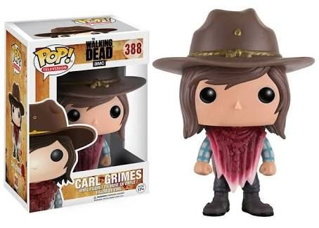 Funko POP! Carl Grimes - The Walking Dead