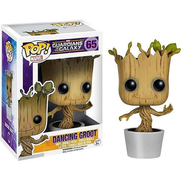Funko Pop! Dancing Groot - Guardians of the Galaxy