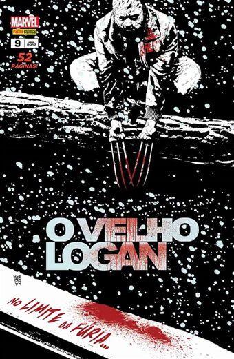 O Velho Logan - No Limite da Fúria... - Edição 9