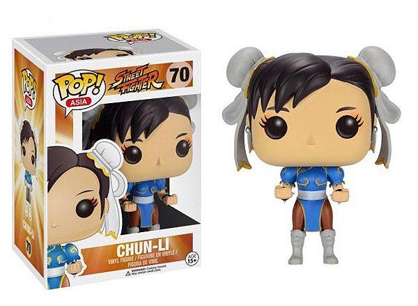 Funko POP! Chun-Li - Street Fighter