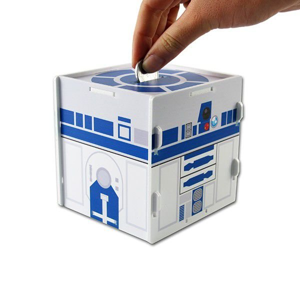 Cofre R2-D2 Star Wars