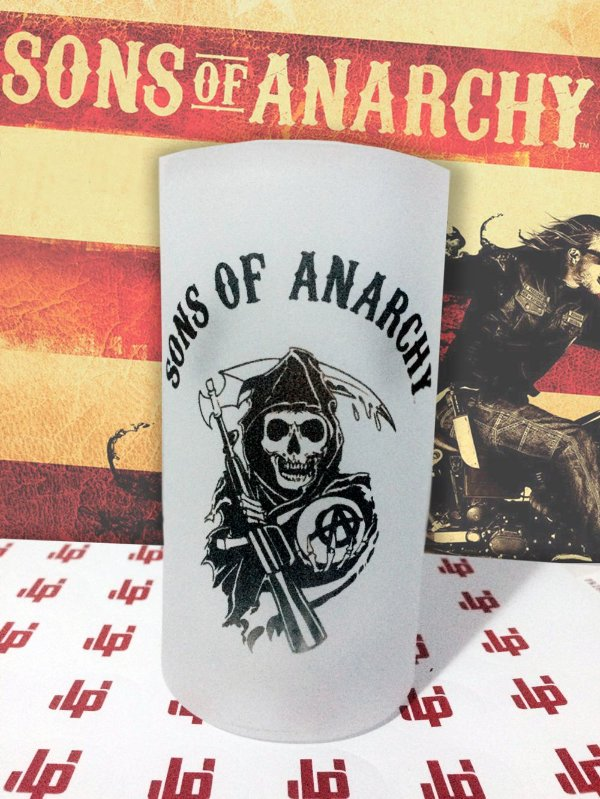 Sons Of Anarchy - Caneca de Chopp