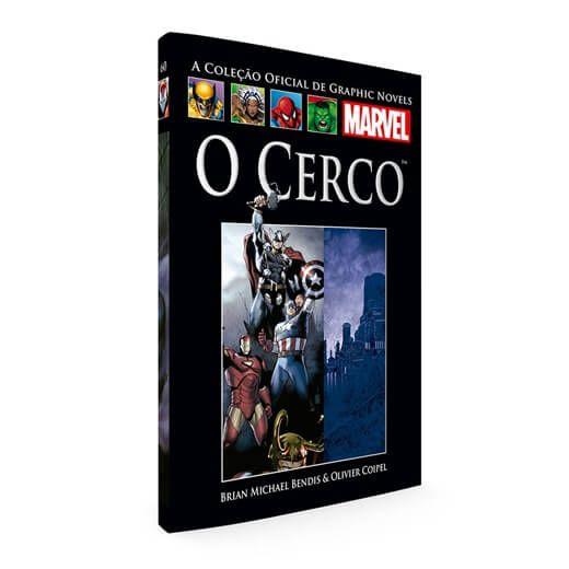 O Cerco - GRAPHIC NOVELS MARVEL ED. 60