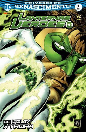 Lanternas Verdes: Renascimento - Edição 1