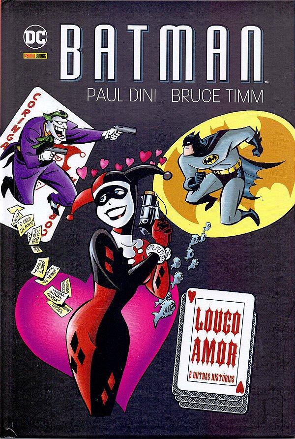 Batman - Louco Amor e Outras Histórias