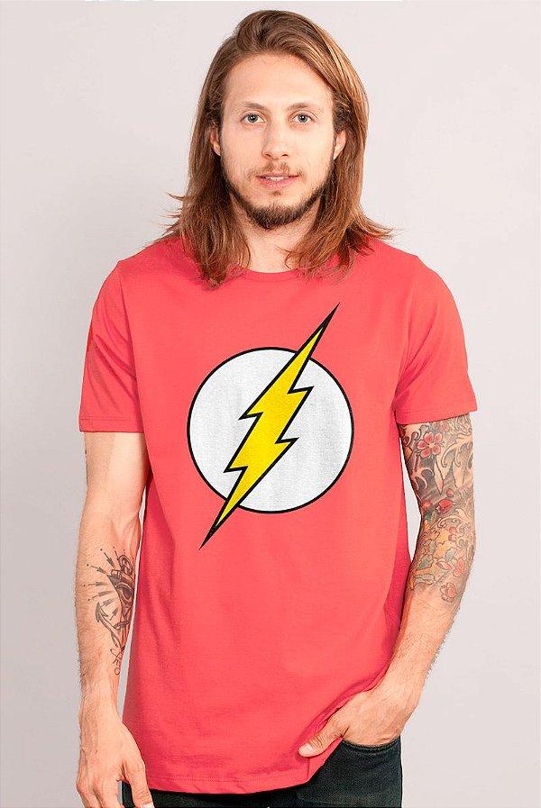 Camiseta Oficial The Flash