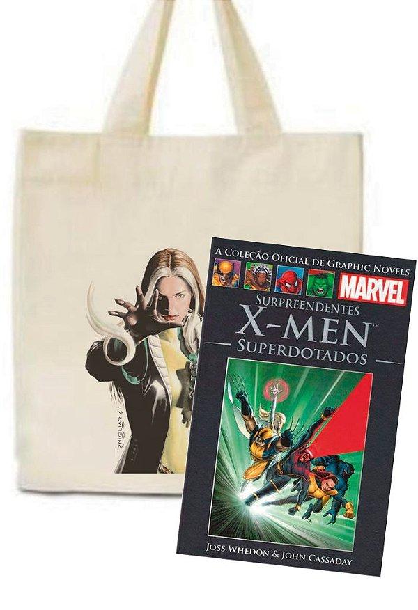 KIT X-Men - Salvat e Ecobag