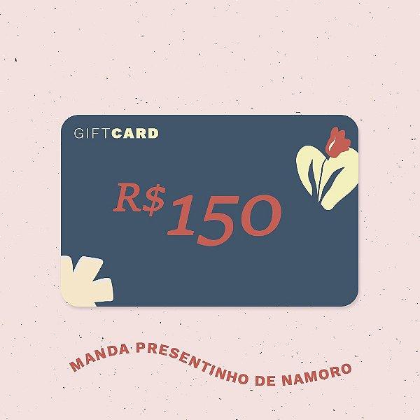 Gift Card R$150