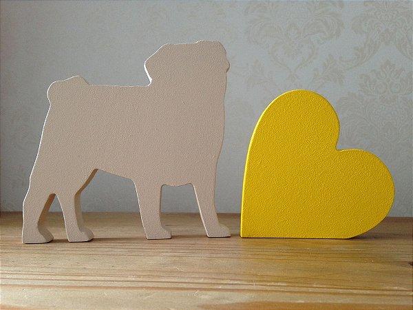 Miniatura Pug Love