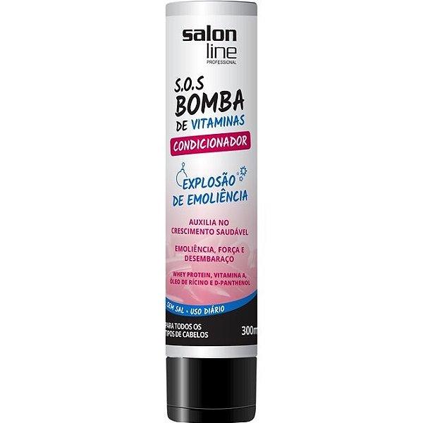 Condicionador SOS Bomba de Vitaminas 300ml