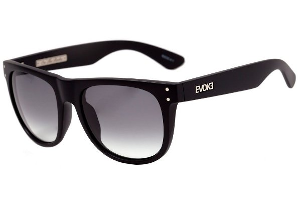 Óculos Escuro Evoke On The Rocks Black Matte / Gray Gradient