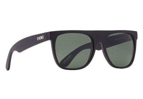 883cb503b Óculos Escuro Evoke Haze Black Matte / Green G15 - mundoinko